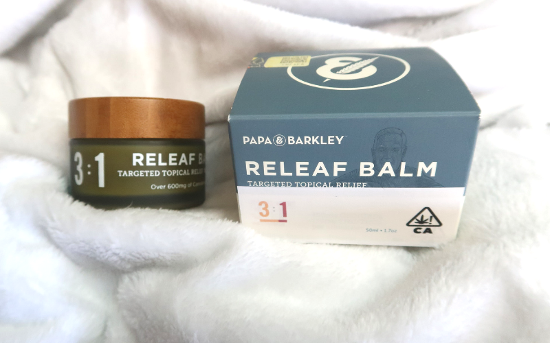 Papa & Barkley Releaf Balm for Eczema