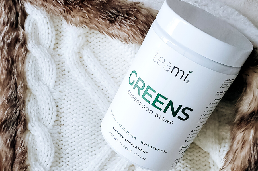 Teami Greens Review – A Superfood Supplement