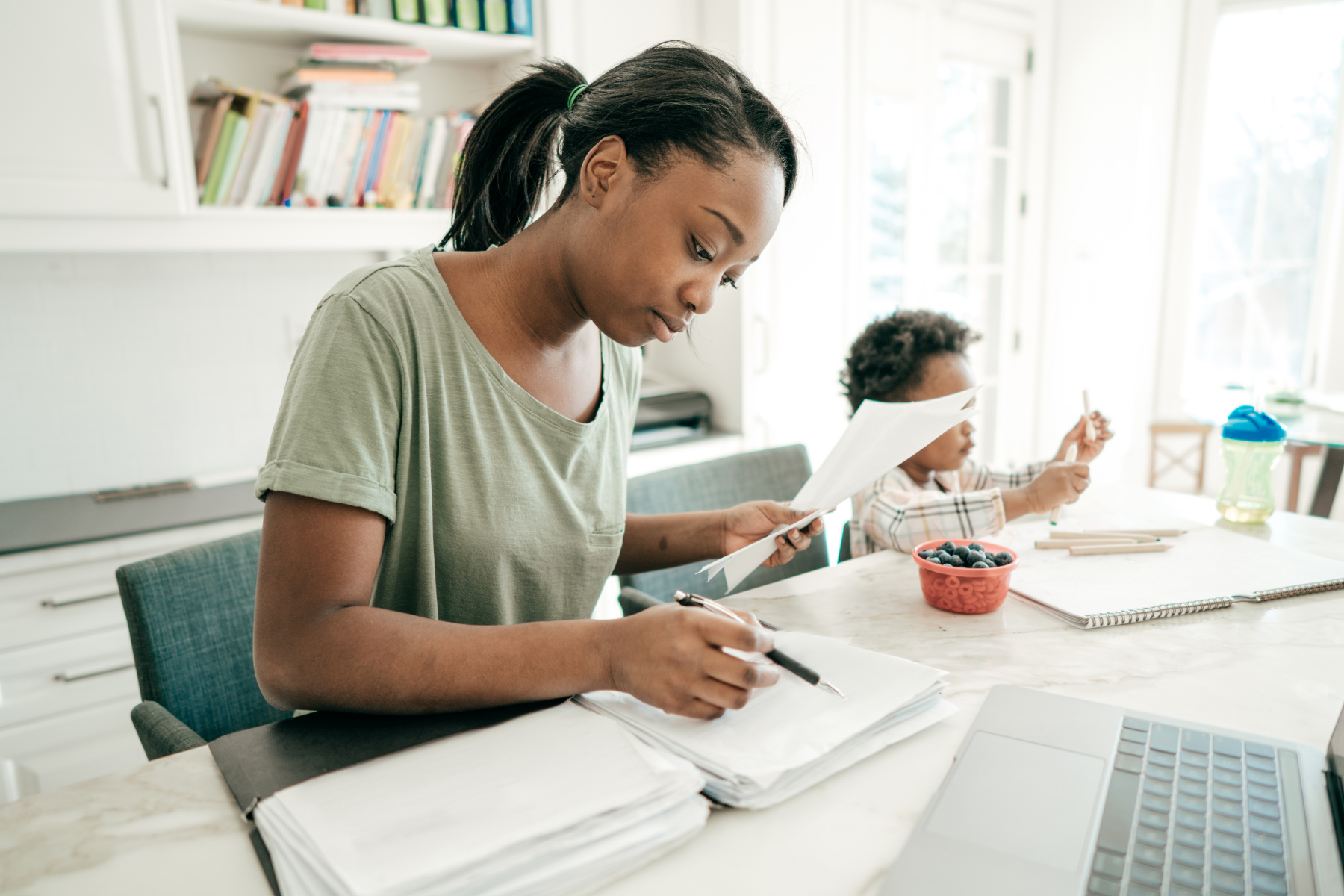 Working At Home With Kids: Tips To Help You Manage The Unmanageable