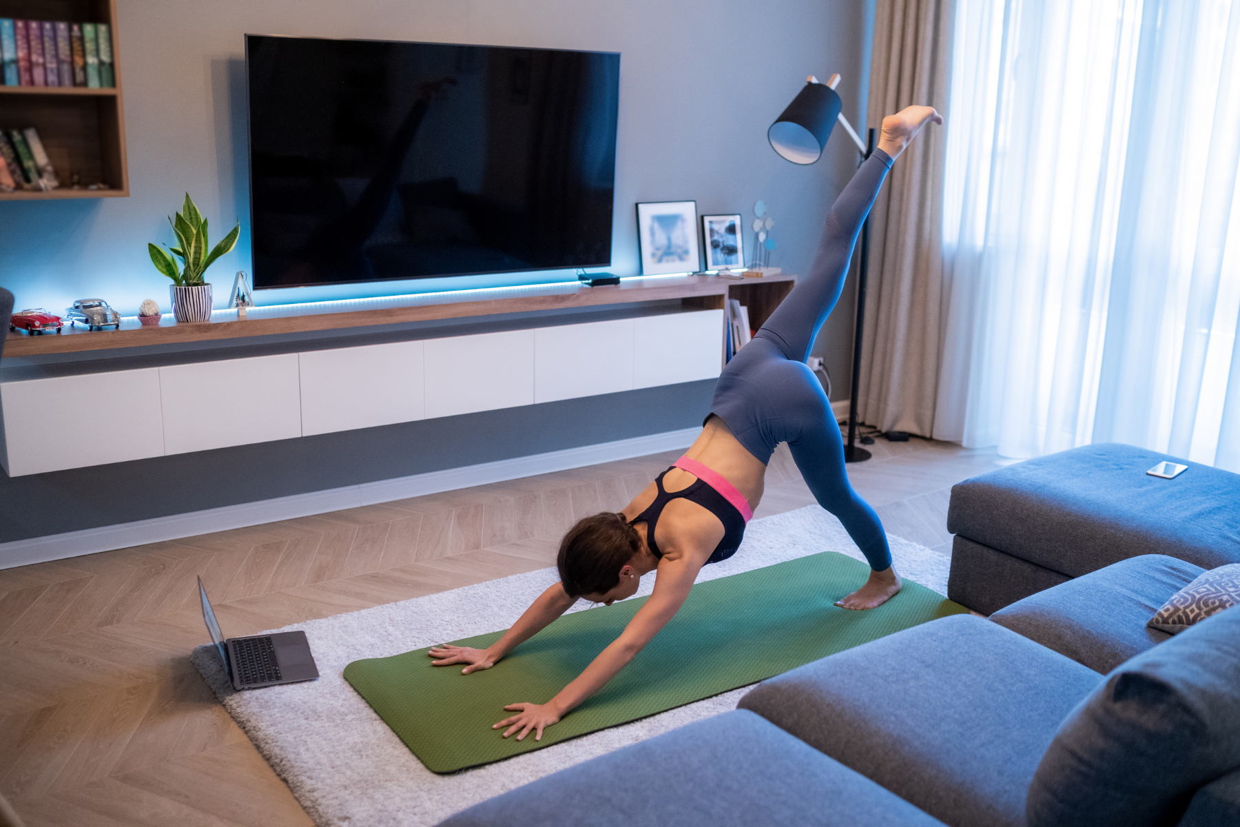 7 Fitness Youtubers To Watch For Quick At Home Workouts