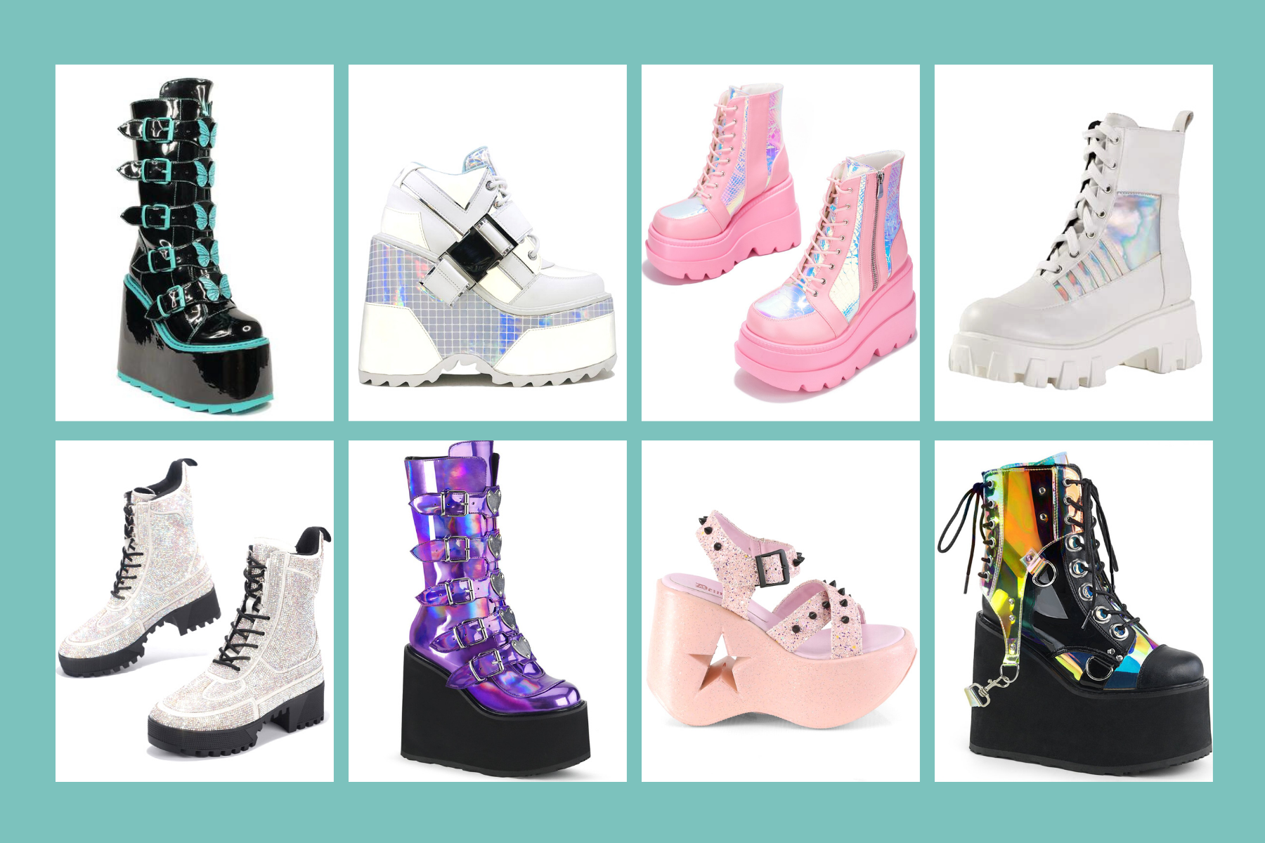 Get Your Festival Shoes Now to Break in Before EDC LV