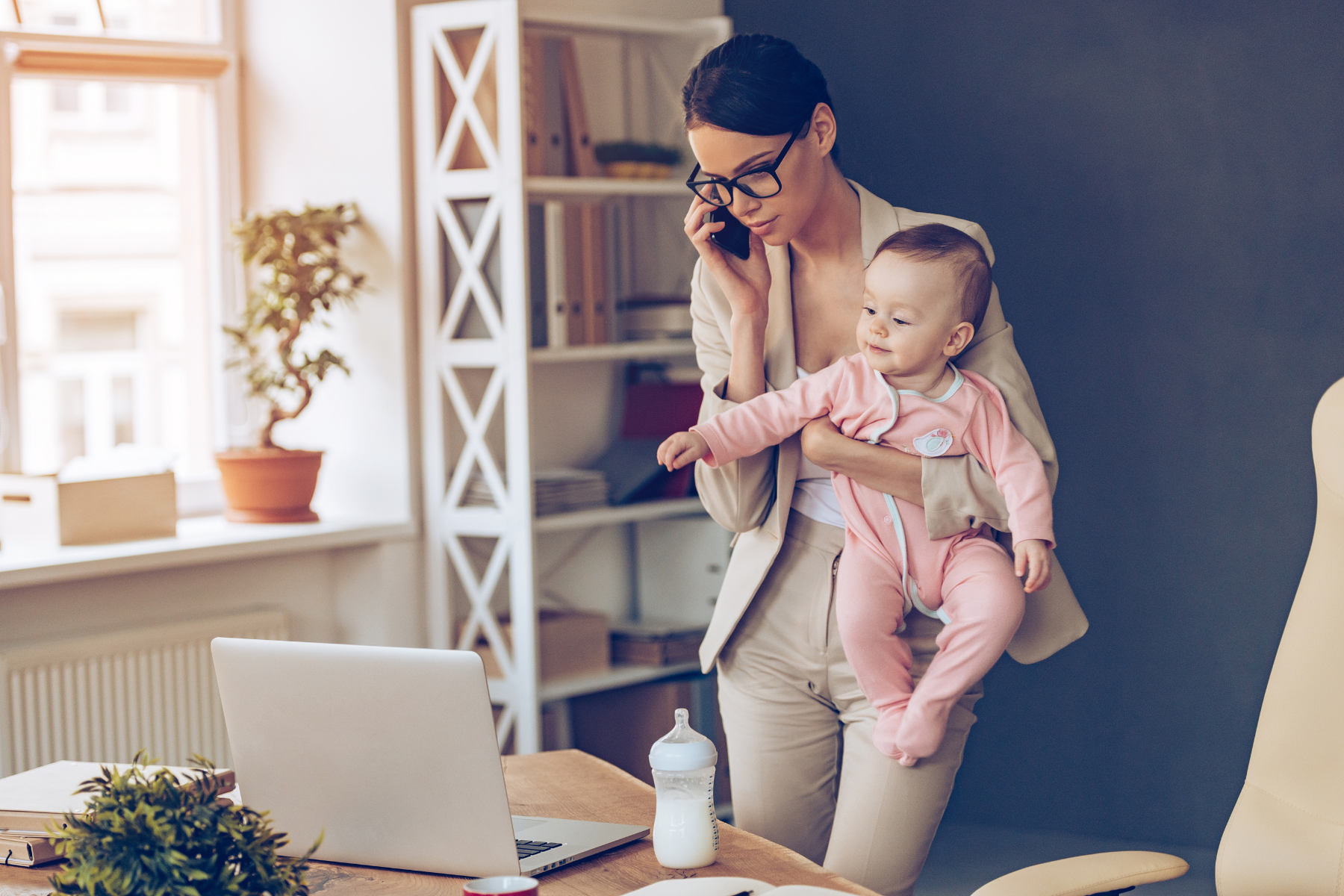 Tips for Being Fulfilled as a Working Mom